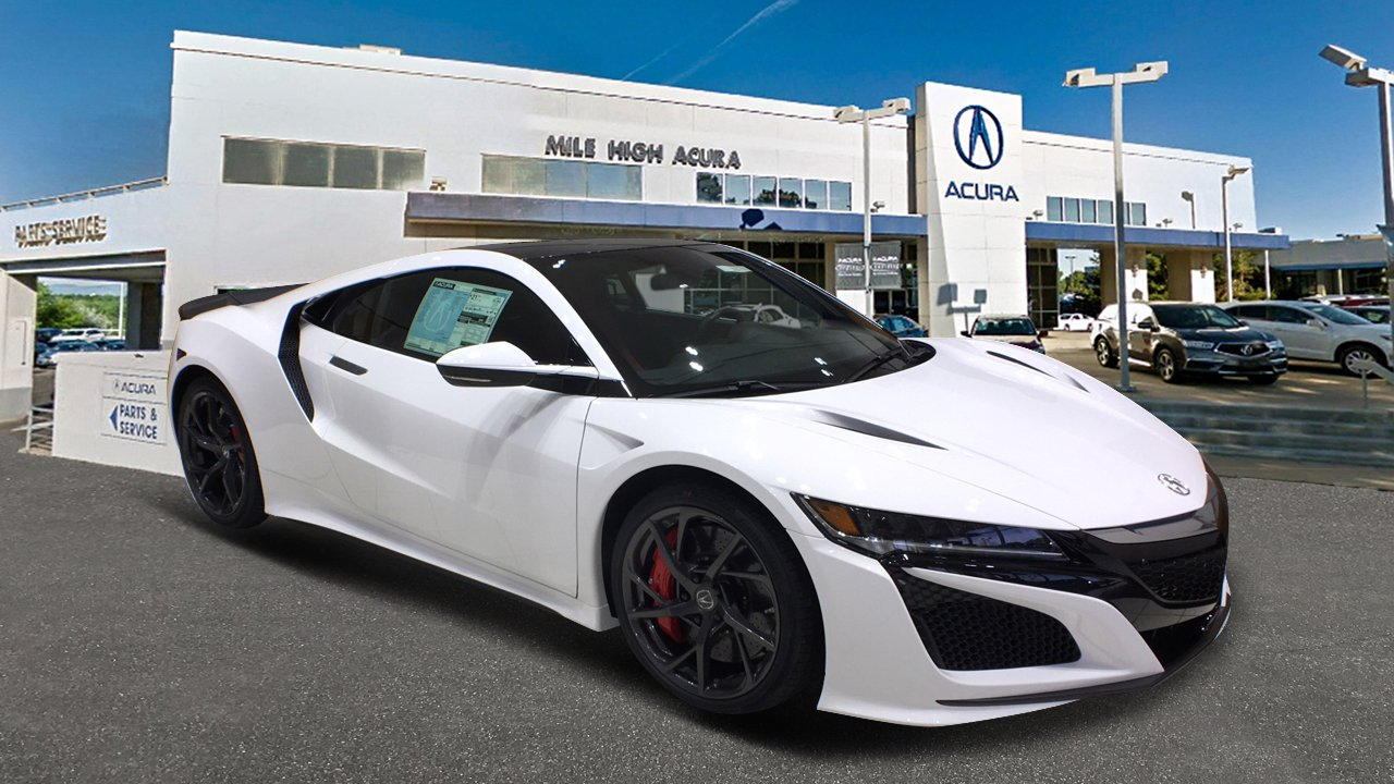 New 2018 Acura NSX 2dr Car in Denver #18070 | Mile High Acura