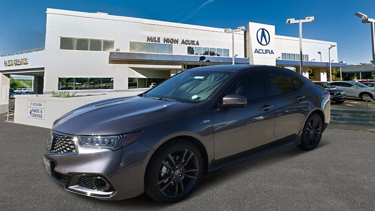 New 2019 Acura Tlx 3  9 At Sh Awd With A