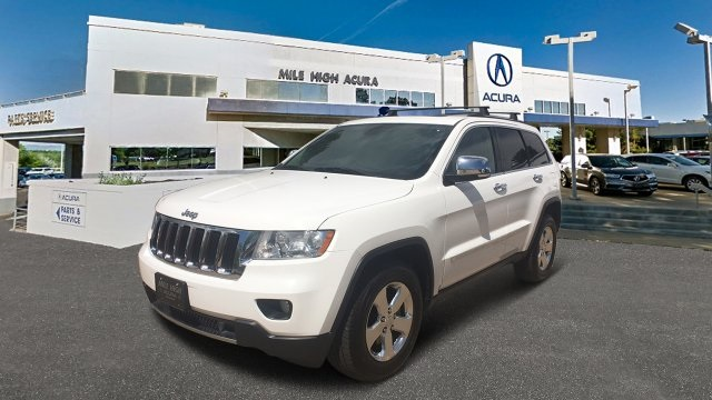 Pre Owned 2013 Jeep Grand Cherokee Limited