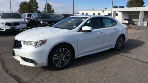 New 2018 Acura TLX 3.5 V-6 9-AT P-AWS with Advance Package