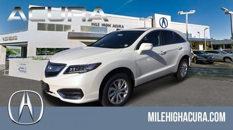 New 2018 Acura RDX w/AcuraWatch Plus