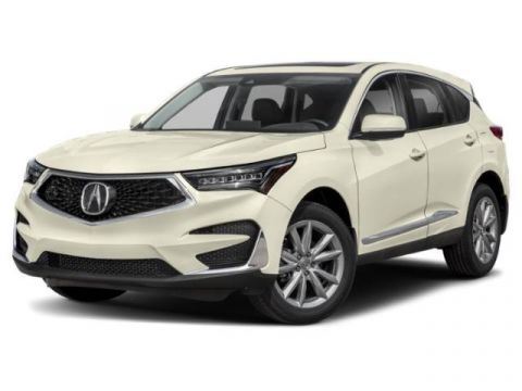 2019 Acura Rdx Exterior Highlights Acura Rdx Design And Features