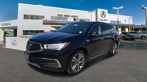 New 2019 Acura MDX SPORT HYBRID TECH